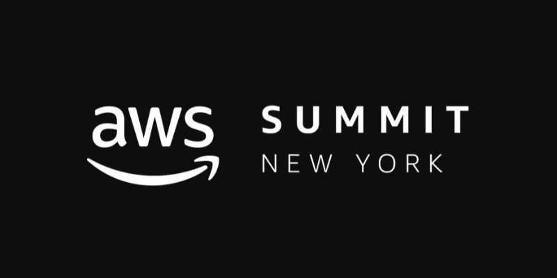AWS Summit in NYC 2019