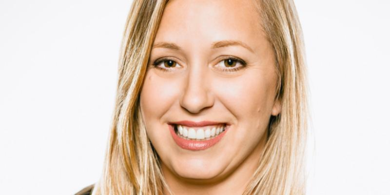 Headshot of Dee Anna McPherson, Senior VP of moveable ink
