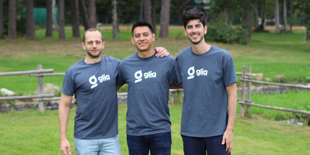 Glia inc cofounders chat about digitizing customer service