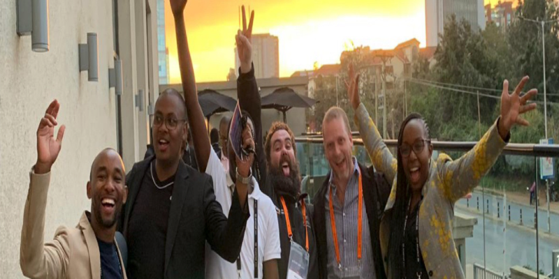 AWS startups on air interviewed african startups in nairobi, lagos, accra, and johannesburg