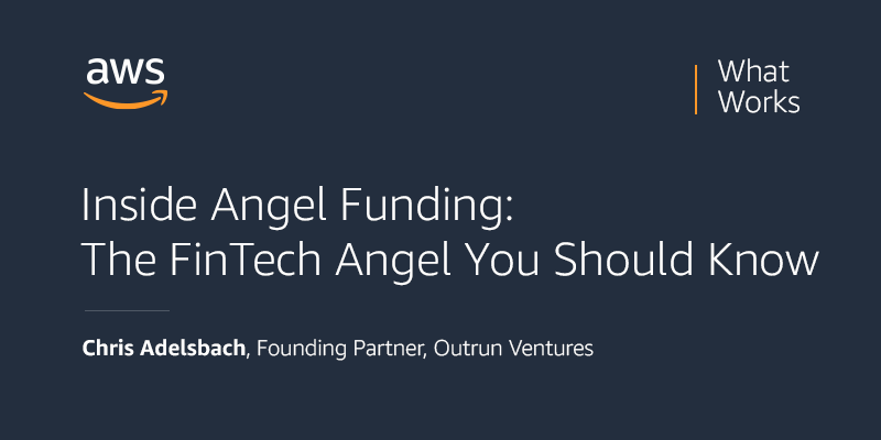 UK angel investor joins the what works podcast