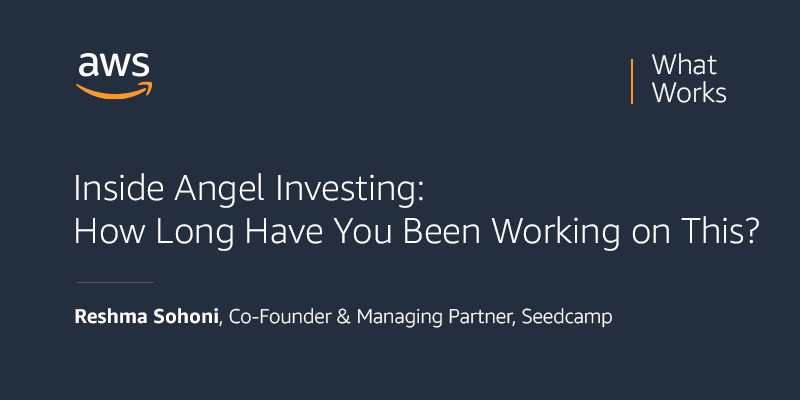 angel investing podcast talking about tips to get funding