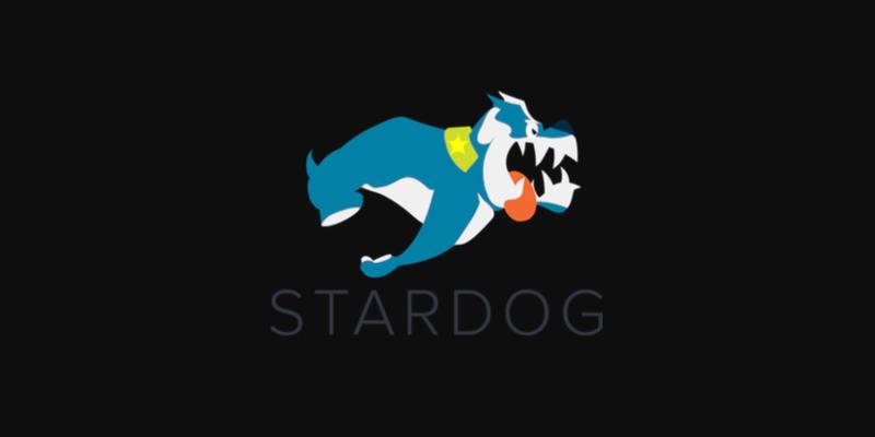 depiction of stardogs logo