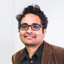 Krishna Gade, founder & CEO