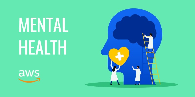 aws healthcare mental health startups