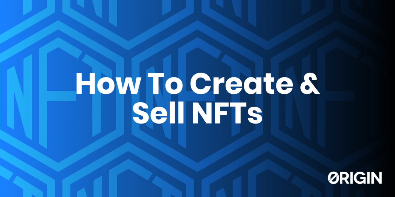 How to Create and Sell Non-Fungible Tokens (NFTs) | Amazon Web Services