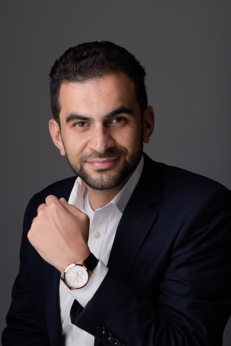 Hamoon Ekhtiari, Founder & CEO, FutureFit