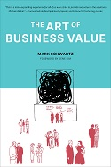 "Cover image of ""The Art of Business Value"" by Mark Schwartz"
