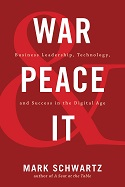 "Cover image of ""War and Peace and IT"" by Mark Schwartz"