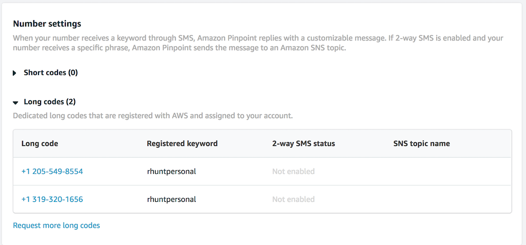 Amazon Pinpoint Launches Two-Way Text Messaging | AWS News Blog