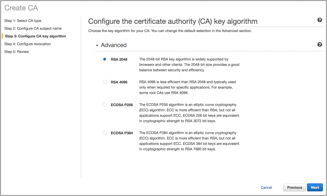AWS Certificate Manager Launches Private Certificate