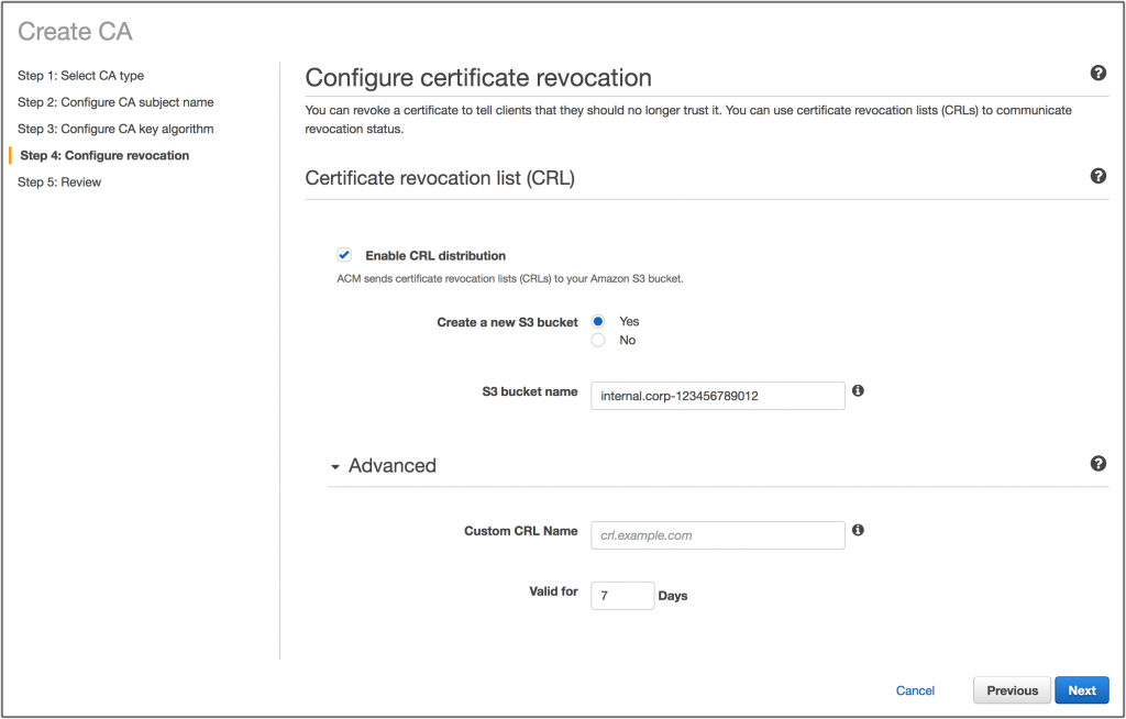 aws certificate manager launches private certificate authority aws