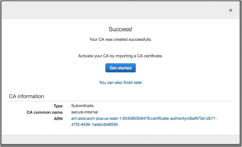 Baking Clouds - AWS Certificate Manager Launches Private Certificate Authority
