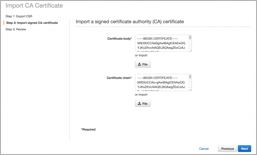AWS Certificate Manager Launches Private Certificate Authority | AWS ...