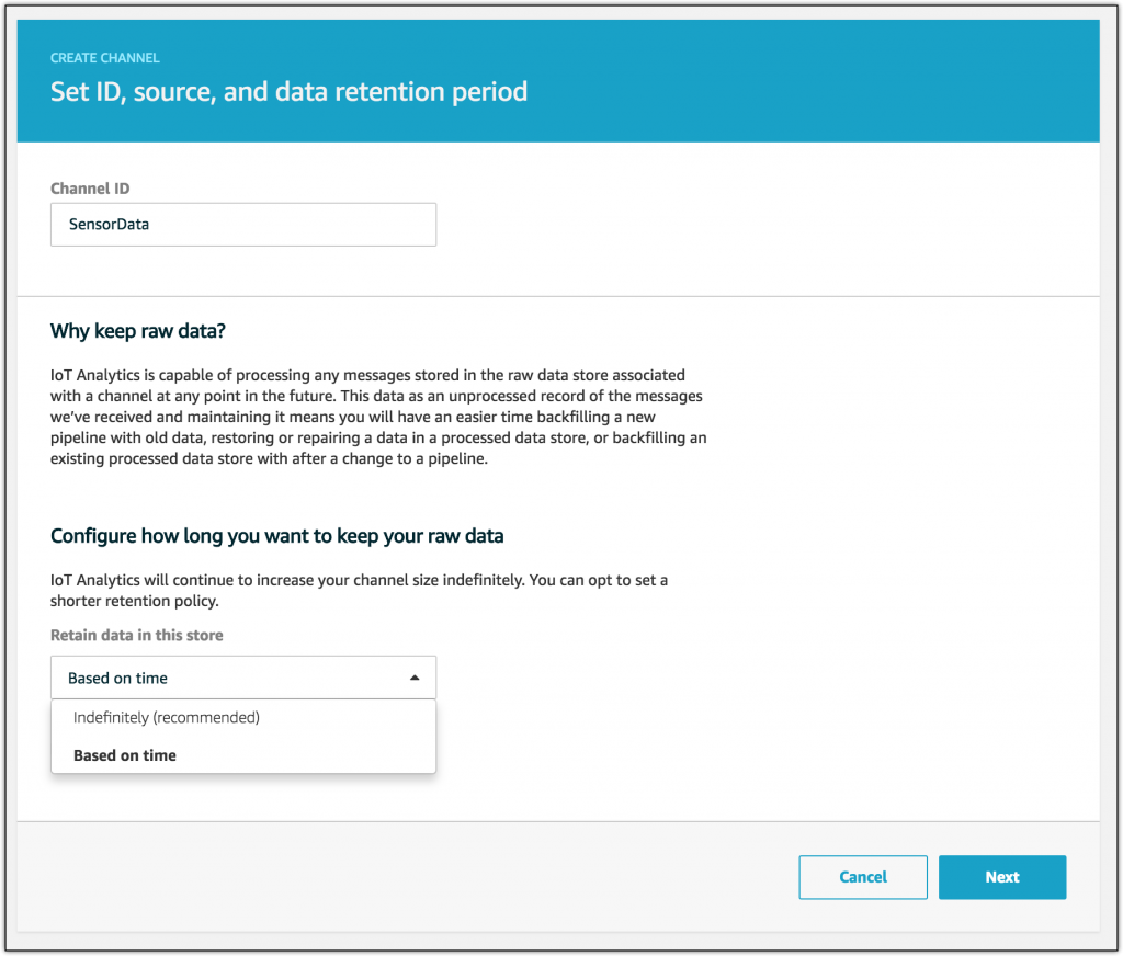 IoT Analytics Now Generally Available | AWS News Blog