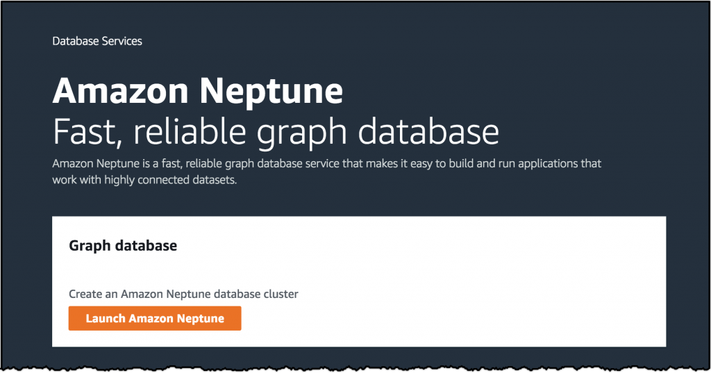 Team noise i wrote about neptune in detail for aws reinvent last year and customers have been using the preview and providing great feedback that the team has used to fandeluxe Image collections