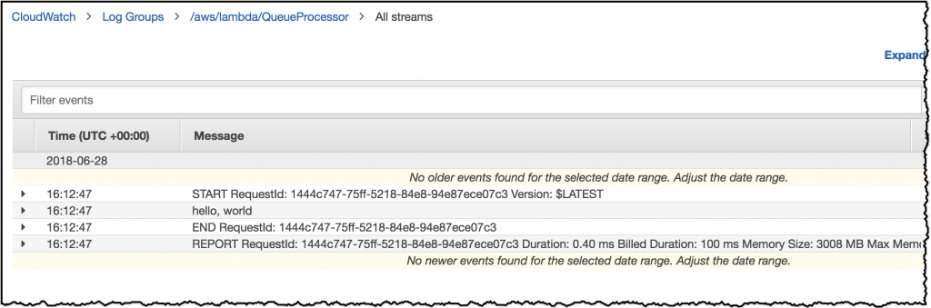AWS Lambda Adds Amazon Simple Queue Service to Supported
