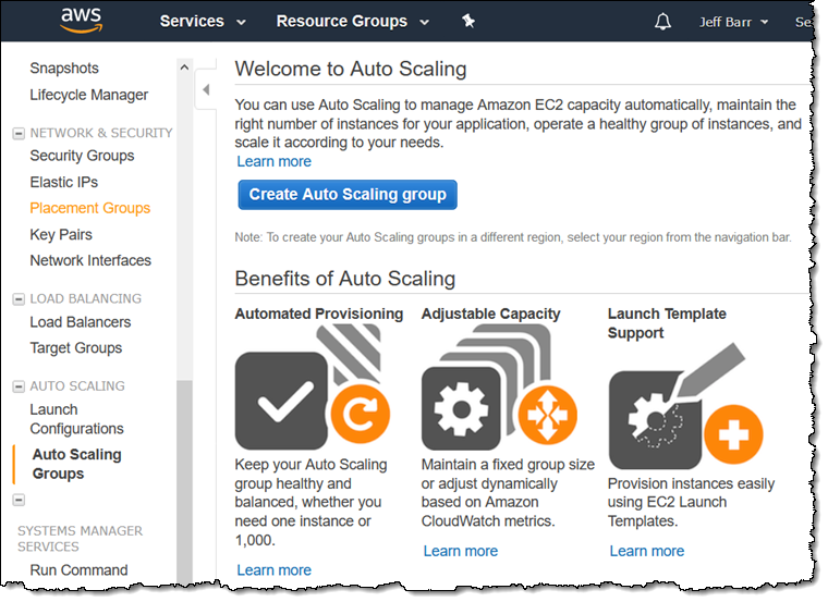 New – EC2 Auto Scaling Groups With Multiple Instance Types & Purchase Options | Amazon Web Services