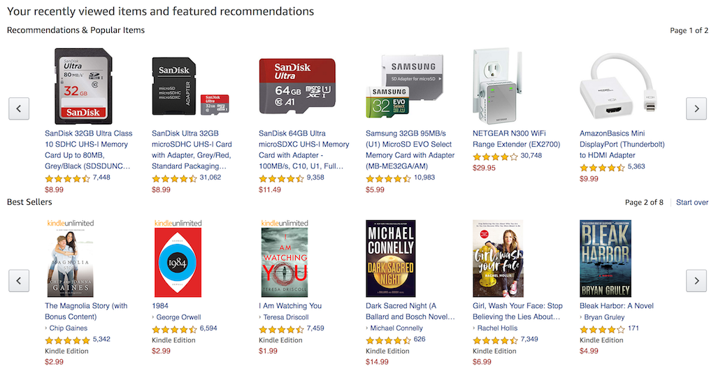 Amazon Personalize – Real-Time Personalization and Recommendation