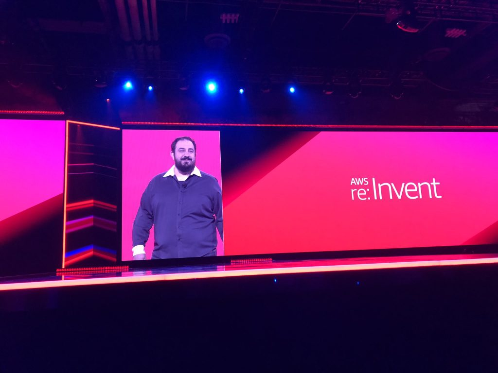 Monday Night Live re:Invent 2018