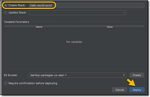 New – AWS Toolkits for PyCharm, IntelliJ (Preview), and