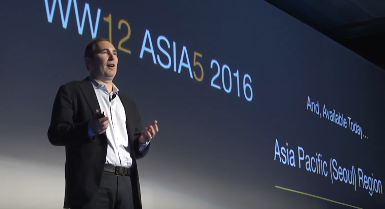 How AWS helps our Customers to go Global – Report from Korea