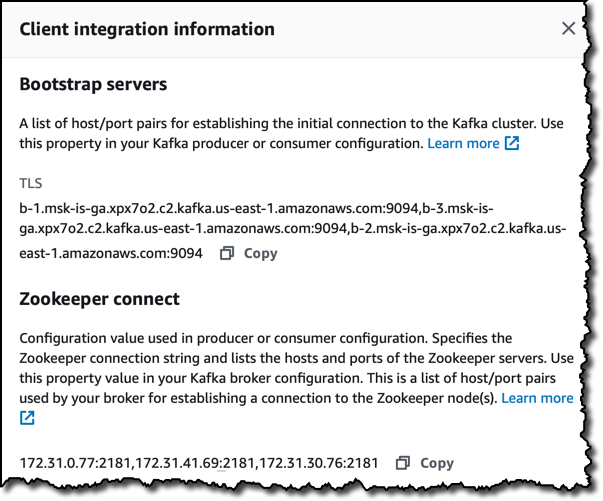 Amazon Managed Streaming for Apache Kafka (MSK) – Now Generally