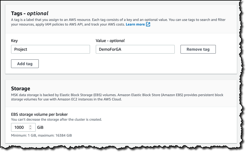 Amazon Managed Streaming for Apache Kafka (MSK) – Now