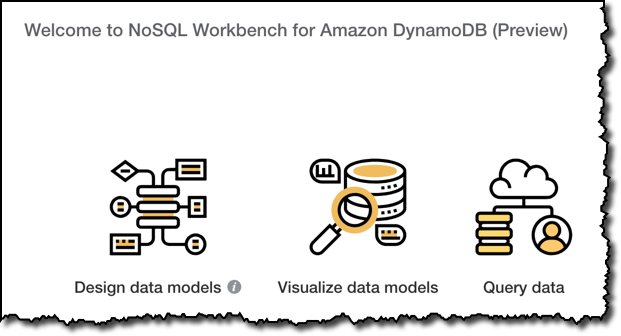 NoSQL Workbench for Amazon DynamoDB – Available in Preview