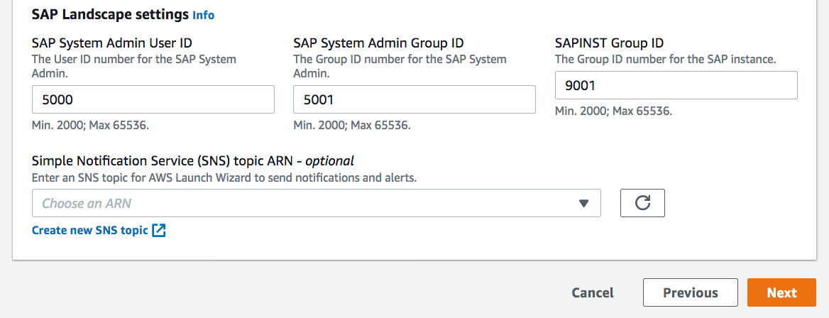 2020 aws launch wizard for sap 3