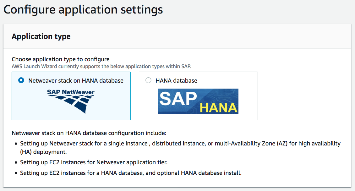 2020 aws launch wizard for sap 5