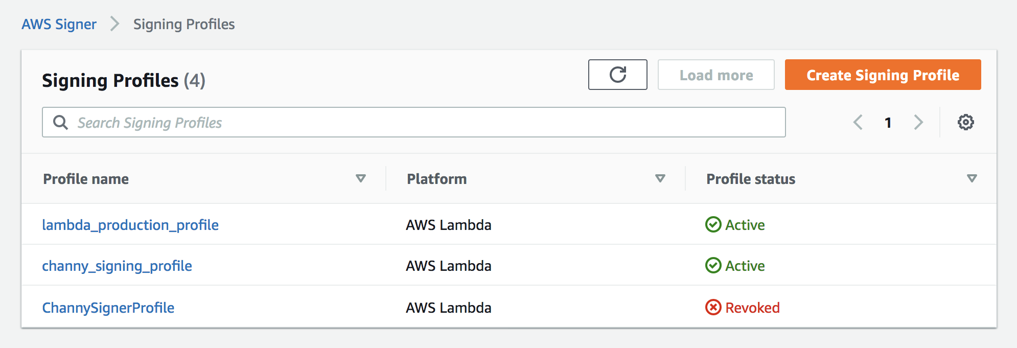 New – Code Signing, a Trust and Integrity Control for AWS Lambda