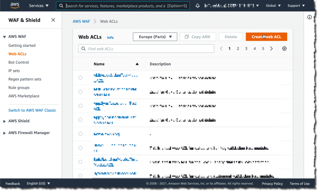 Reduce Unwanted Traffic on Your Website with New AWS WAF Bot Control