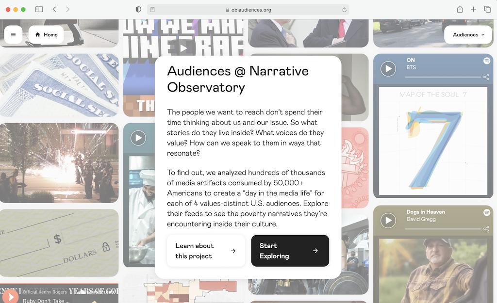 Narrative Observatory