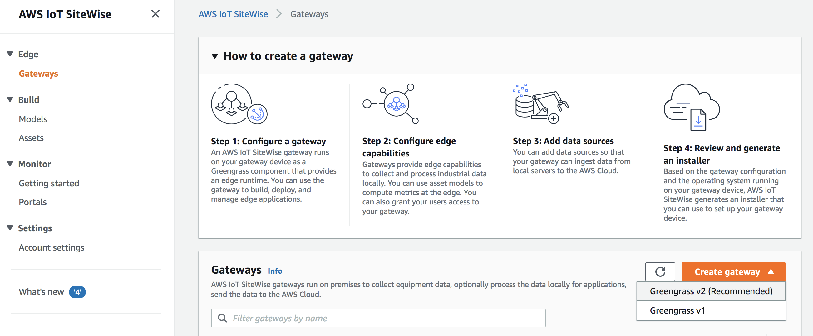 AWS IoT SiteWise Edge Is Now Generally Available for Processing Industrial Equipment Data on Premises