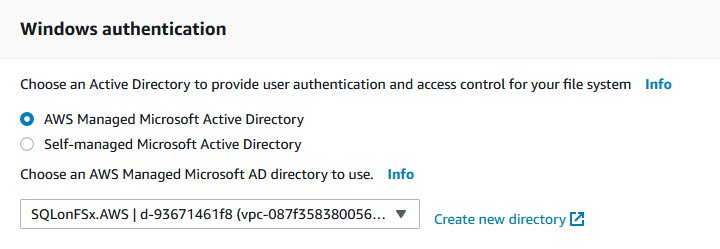 Select your Active Directory
