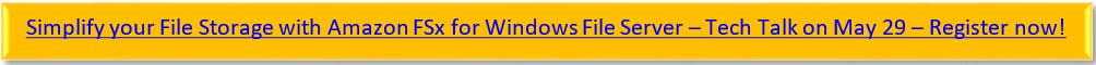 May 29 tech talk register button