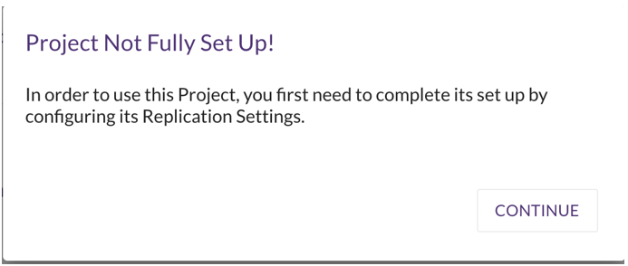 Project Not Fully Set Up! (1)