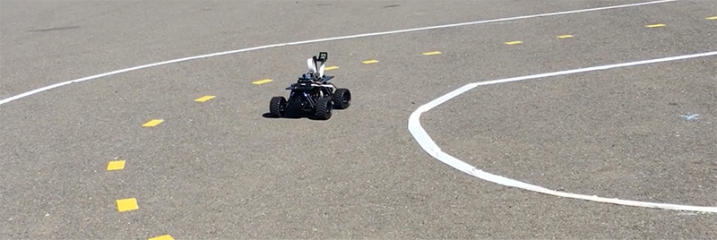 Build an Autonomous Vehicle on AWS and Race It at the re