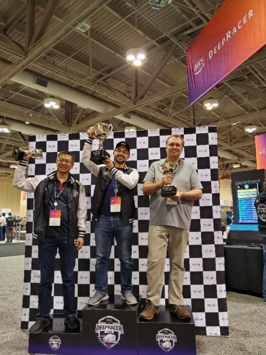 The AWS DeepRacer League and countdown to the re:Invent Championship Cup 2019 1