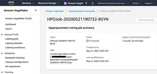 Introducing Amazon SageMaker Components for Kubeflow Pipelines 7