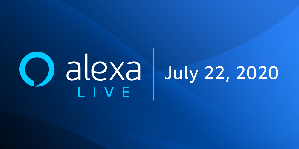 Discover the latest in voice technology at Alexa Live, a free virtual event for builders and business leaders 1