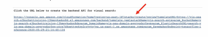 Building a visual search application with Amazon SageMaker and Amazon ES 8