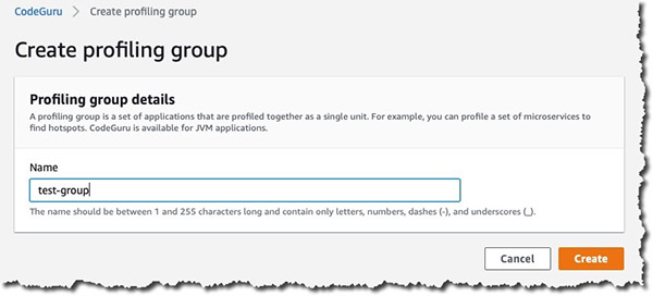 Simplifying application onboarding with Amazon CodeGuru Profiler 2