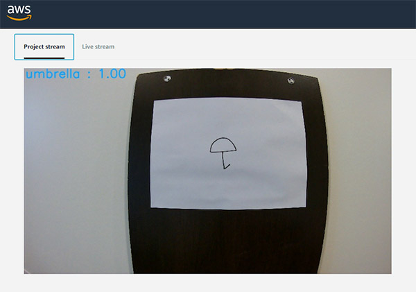 Building a Pictionary-style game with AWS DeepLens and Amazon Alexa 28