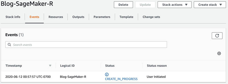 Accessing data sources from Amazon SageMaker R kernels 5