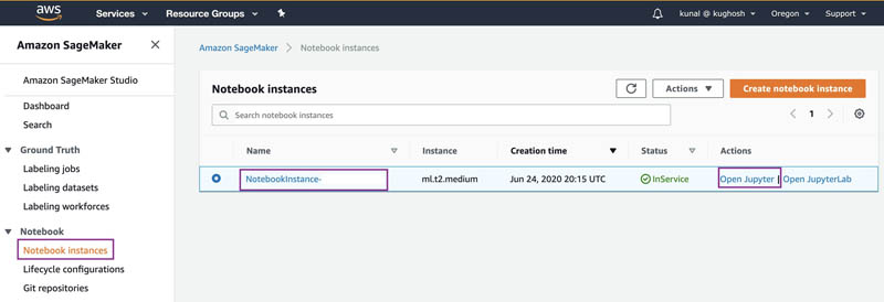 Accessing data sources from Amazon SageMaker R kernels 17