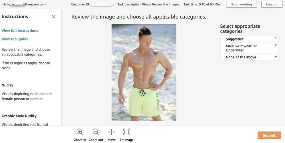 human review images 16
