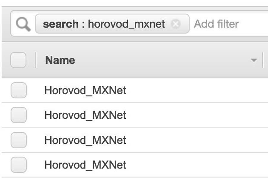 10 Search horovod