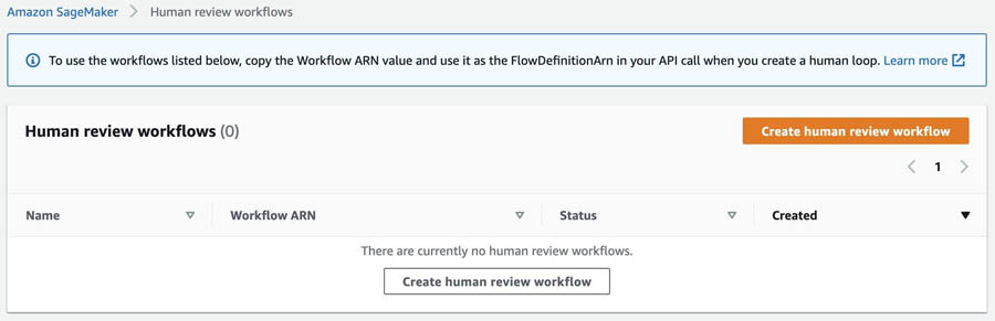 23 human review workflows